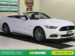 2015 Ford Mustang CONVERTIBLE GT PREMIUM AUTO A/C CUIR NAV