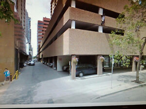 Avail NOW! COVERED PARKING DOWNTOWN - 4 Ave and 8 St SW
