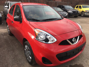 2015 Nissan Micra with 26km just arrived for sale at Pic N Save!