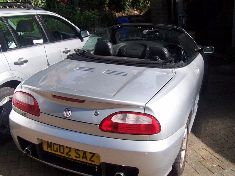 MG TF Sports car -LOW Mileage - TEST June 2018 --£495- for nothin' SOLD MISSED IT !