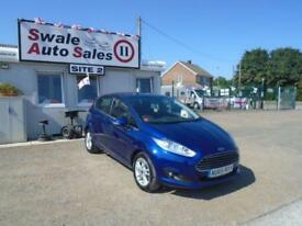 65 FORD FIESTA 1.0 ZETEC - 18416 MILES - VERY LOW MILEAGE - FSH