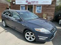 2012 Ford Mondeo 2.0 TDCi Titanium 5dr Estate Diesel Manual