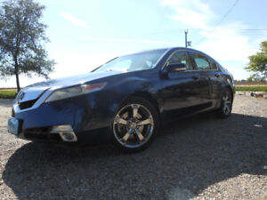2009 Acura SH AWD TL MINT! CERTIFIED!! Ready to go!