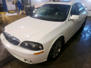PRICE DROP 2001 lincoln ls 3.0 v6 automatic