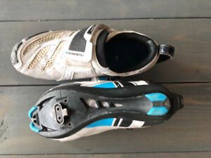 Indoor/ Outdoor Cycling cleats!