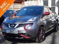 Nissan Juke 1.6 ( 117ps ) Xtronic CVT 2014MY Acenta Premium