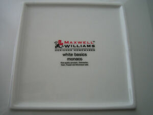 *New price*Maxwell & Williams Monaco Square 32 piece Dinner Set Gatineau Ottawa / Gatineau Area image 2