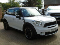 2011 Mini Countryman Cooper SD 2.0TD ( 143bhp ) ALL4 ( Chili ) Auto