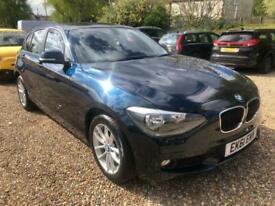 image for 2011 BMW 1 Series 1.6 116i SE 5dr Hatchback Petrol Manual