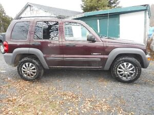 2004 Jeep Liberty tax included SUV, Crossover