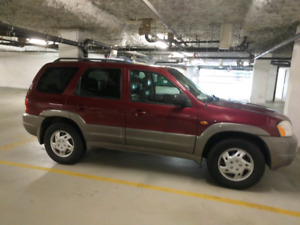 2003 Mazda Tribute 4WD ES-V6 Quick sale! Moving home overseas!