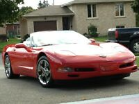 RARE 1998 C5 19000 mile corvette convertable