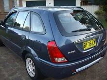 2001 FORD LASER AUTO HATCHBACK registered with current pink slip Raymond Terrace Port Stephens Area Preview