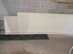 LAMINATED  NEUTRAL COUNTER TOPS