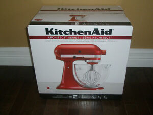 Kitchen Aid Mixer (Candy Red Apple Color)