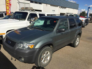 2006 FORD ESCAPE AWD $3995 FINANCE TODAY