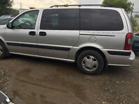 2003 Chevrolet Venture Minivan, Van