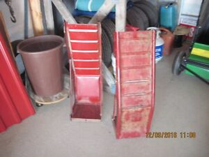 Car  Ramps and stands