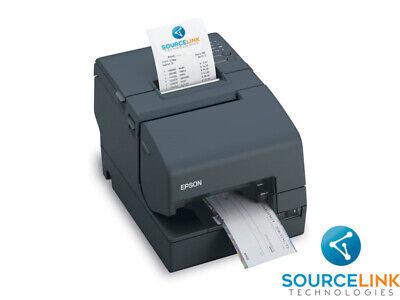 Epson Tm-h6000iv M253a Pos Receipt Printer W Serial Usb Interface