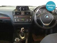 2014 BMW 1 SERIES 118d Sport 5dr Step Auto [Business Media]