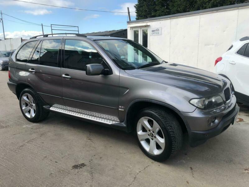 2004 Bmw X5 3 0i Auto Sport Automatic Full Leather 3 Months Warranty In Oxford Oxfordshire Gumtree