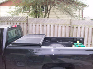8 FT HARD TOP TO TONNEAU COVER