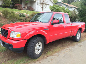 2009 Ford Ranger Scott Pickup Truck