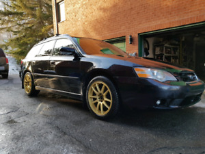 2005 Subaru Legacy GT Wagon manual