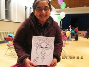 Learn how to draw Caricatures lessons St. John's Newfoundland image 3