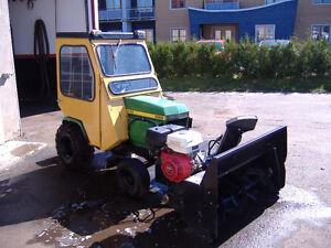 tracteur john deer hydrostatic