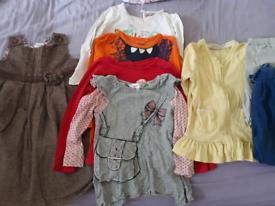 Girl clothes 3-4y