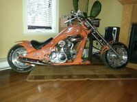 mini chopper look harley