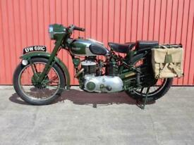 Triumph TRW 500cc 1965 - MOD/A Contract 3231 - See Video
