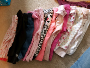 6-12 and 9-12 baby girl clothing lot