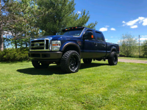 2008 Ford F-250 6.4 Powerstroke