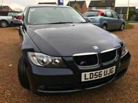 2006 BMW 320 2.0 auto i SE 37k miles only GENUINE MILES -2 KEYS New Mot