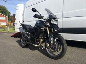 2012 - TRIUMPH TIGER 800CC, EXCELLENT CONDITION, £5,400 OR FLEXIBLE FINANCE