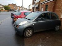 2004 Nissan Micra 1.2 3dr ( SPARES OR REPAIRS )