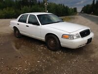 TWO 2009 Crown Vic Interceptors- $2100 EACH Tax Included !
