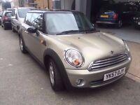 Mini Cooper Automatic 59,000Miles Excellent Car Mint Condition