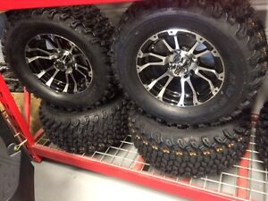 "Golf Cart Tires & RIM's, Alloy Rims for sale! 10-14"" Kitchener / Waterloo Kitchener Area image 4"