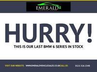 2005 05 BMW 6 SERIES 4.4 645CI 2D 329 BHP
