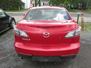 !! WEEK-END SPECIAL PRICE!!! 2010  Mazda3   I-SPORT  AUTOMATIC