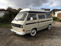 Vw t25 camper (Alice) 5 berth viking