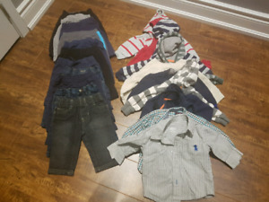 Boys Winter Clothing size 3-6 months