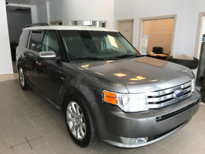 2009 Ford Flex LIMITED 4X4 Familiale 7 pass Cuir Sunroof pano
