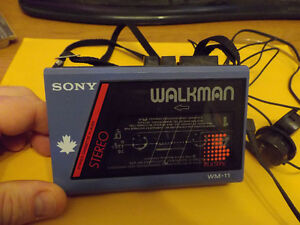 Sony Walkman cassette player in great condition