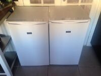 Zanussi fridge and freezer not great condition