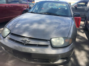 2004 CHEVY CAVALIER  FOR  SALE