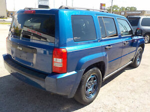 2009 JEEP PATRIOT 4X4 Windsor Region Ontario image 5